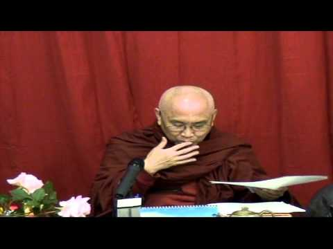 Feb 03, 2013 Visuddhimagga by Venerable Sayadaw U Jotalankara at TDS Dhamma Class