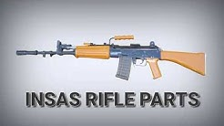 insas 5.56 mm parts name -  indian small arms system