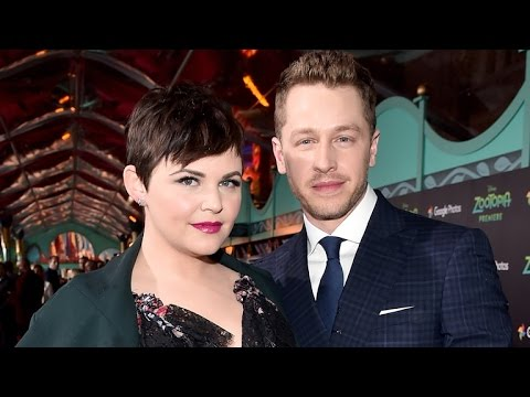 Ginnifer Goodwin Jokes She and Josh Dallas 'Keep Forgetting' That She's Pregnant