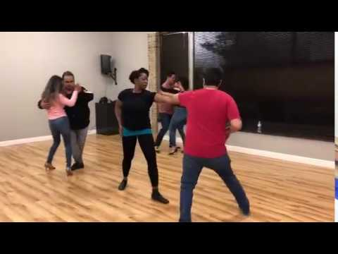 Bachata Group Lessons - Alpha Midway Dance Studio Dallas