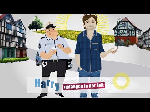 Learn German (A1-B1) | HARRY – Gefangen In Der Zeit | Episode 09