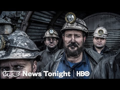Spain's Coal Miners & U.S. Troops In Syria: VICE News Tonight Full Episode (HBO)