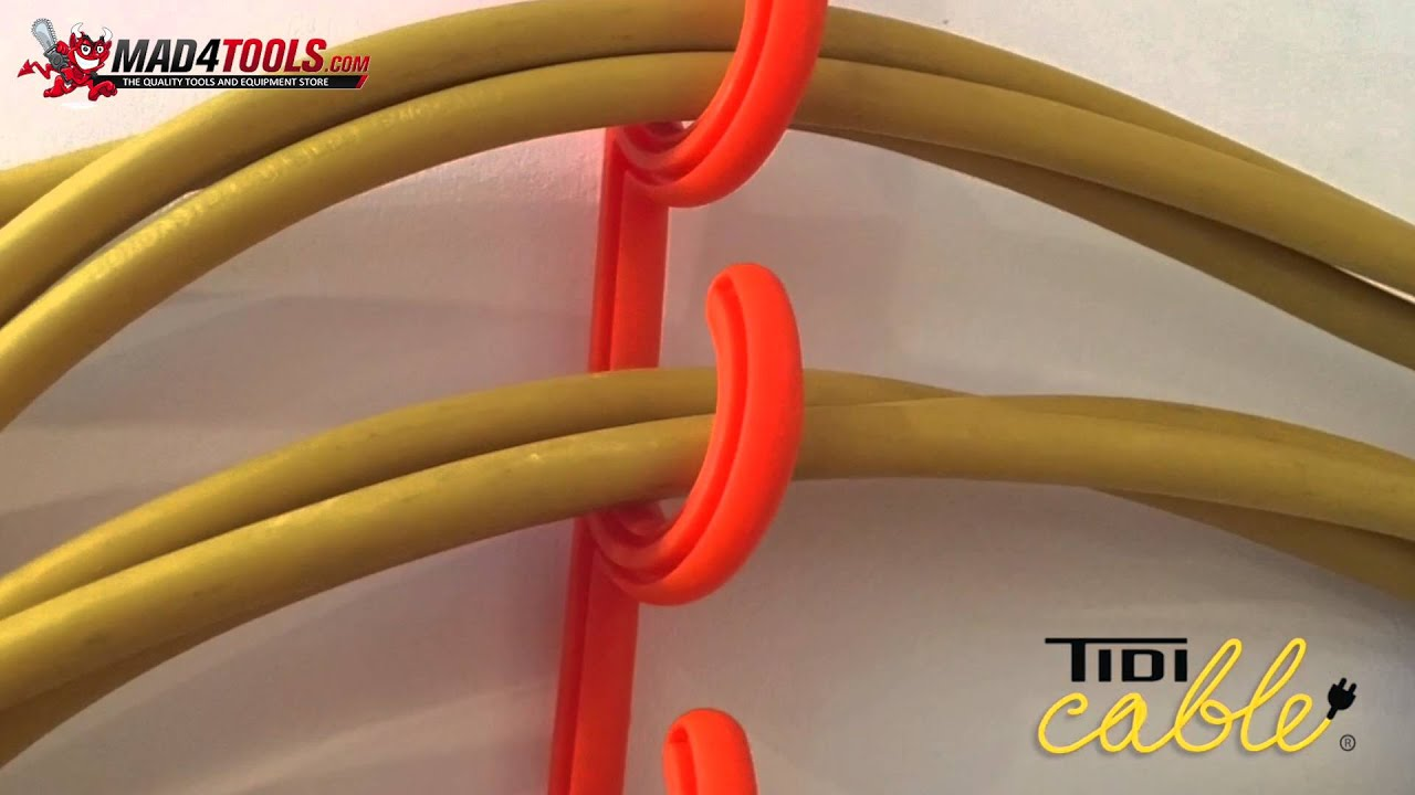 Tidi Hangers Site Electrical Cable Safety Management