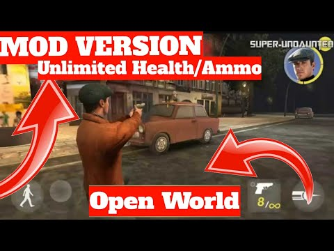 60MB)Mission Berlin Unlimited MOD APK + OBB || Open World Game