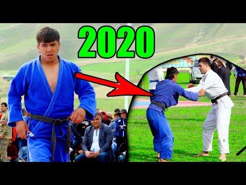 ГУШТИН 2020   Азиз Рамазонов Бехтарин пахлавон дар соли 2020   Наврузи 2020 / АЧОИБ ТВ 2020