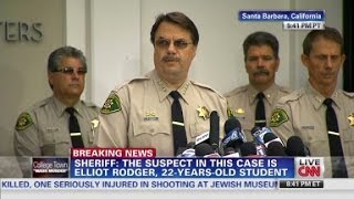 Cops identify California drive-by shooter