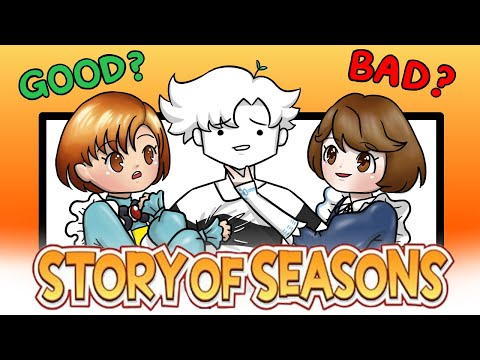 Is Story of Seasons: Friends of Mineral Town Any GOOD?