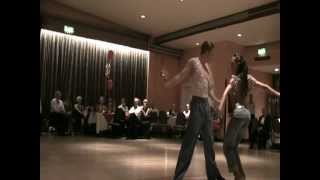 AA Neil Jones and Ekaterina Sokolova at Avon Dancers 12 10  Rumba Routine