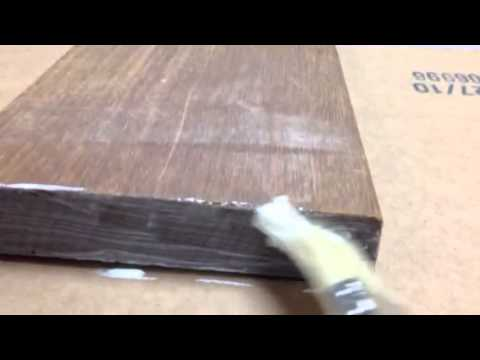 How To Ly Anchorseal End Sealer Ipe Decking
