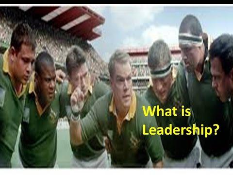 Invictus What is Leadership?