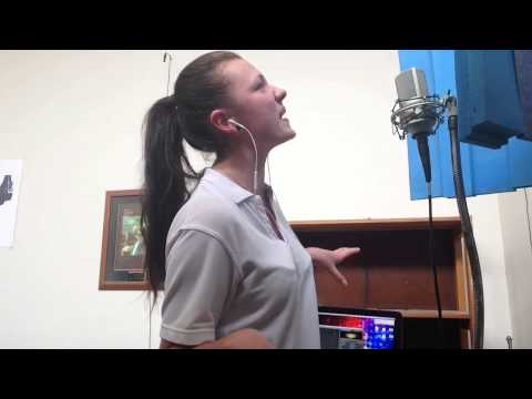 Disengage - Suicide Silence ~ Girl Vocal Cover