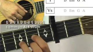 I Could Sing of Your Love Forever Guitar Lesson (Guitarmann Beginner Video Series)