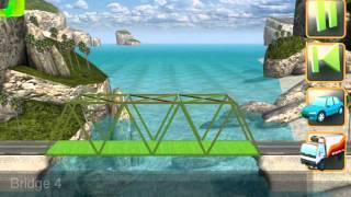 Bridge Constructor Walkthrough: Westlands All Bridges