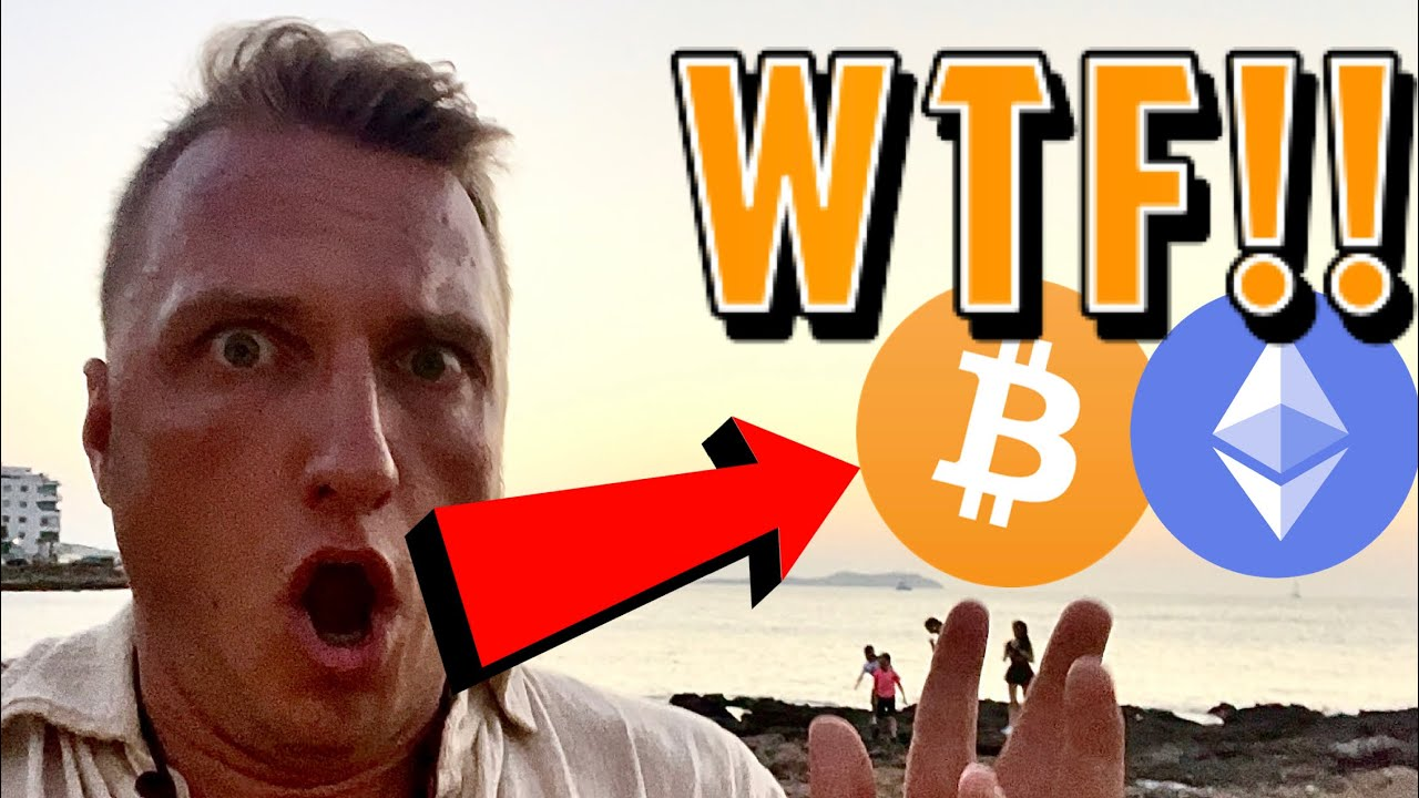BITCOIN & ETHEREUM!!!!! DO YOU EVEN REALIZE WHAT's HAPPENING!!!!!!??