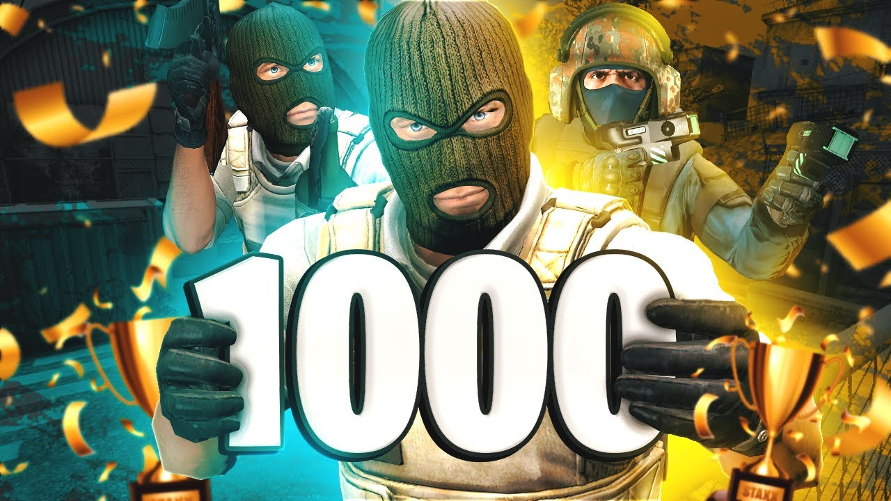 """1000 VICTORIAS EN CS GO"" Counter Strike Global Offensive #339 sTaXx thumbnail"