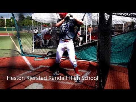 Heston  Kjerstad  OF  2017 Randall High School  TX