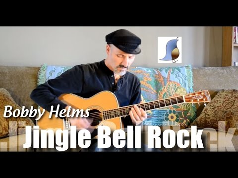 Jingle Bell Rock - Guitar Lesson