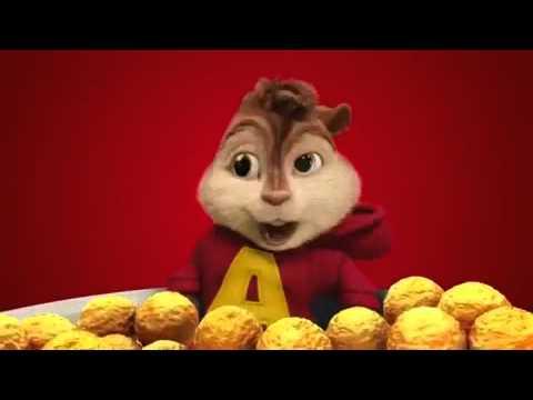 Clip Rock la vie - René la taupe avec Alvin et les Chipmunks.mp4