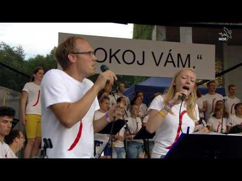 SDM Krakow 2016, píseň Tvé světlo září v nás, SBM