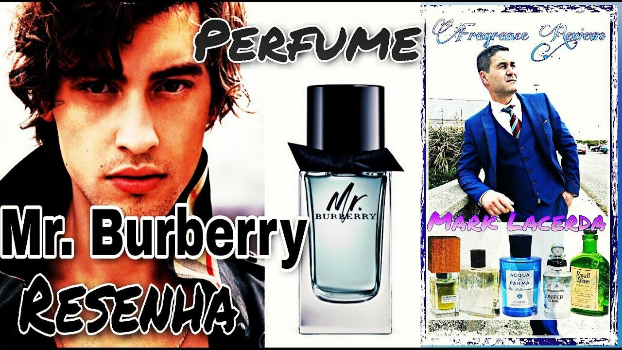 5019a86dfc Resenha do Perfume Mr. Burberry (2016)🍂🍂😕 - YouTube