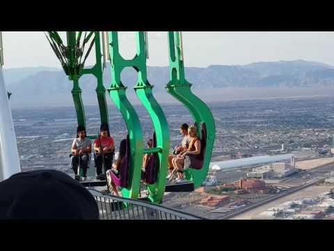 Stratosphere Tower, Sky Jump, Las Vegas
