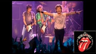 Смотреть клип The Rolling Stones - ThatS How Strong My Love Is - Live Official