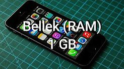 Apple iPhone 5s Teknik Özellikleri