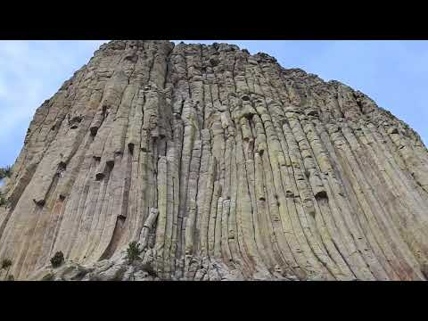 The original forest on flat earth part 11, the devils tower. thumbnail