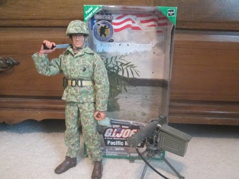 GI Joe 2003 Pacific Marine (Liberators Collection) Review