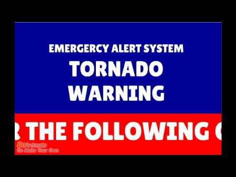 Stephen Fisher And Slippy V In Tornado Warning