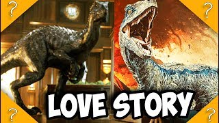INDORAPTOR and  BLUE - Better love story than TWILIGHT