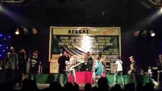 Yerusalem cover by Perahu Karet feat Rully & Goedel & Pathob Burgertime (Reggae Reunion)