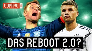 Are Thomas Muller and Manuel Neuer On Their Way Out at Germany? | Walk Talk Football
