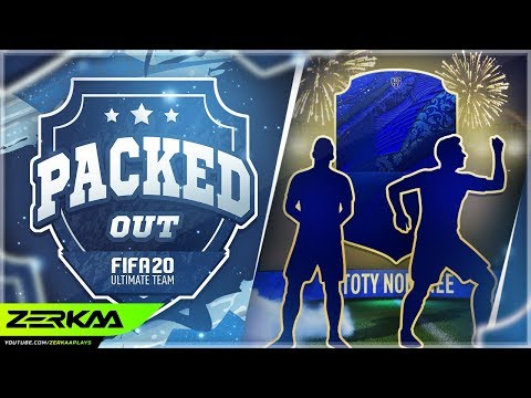 2 TOTY Nominees In 1 Episode... (Packed Out #51) (FIFA 20 Ultimate Team)