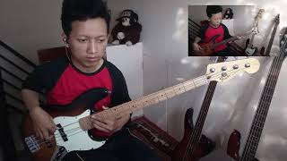 Gigi - Dengan Menyebut Nama Allah (Solo Bass Section)