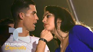 Georgina Rodríguez defiende a Cristiano Ronaldo y lanza dardo a Messi | Telemundo Deportes