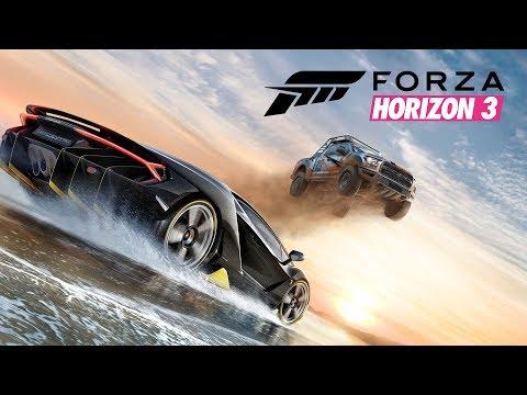Forza Horizon 3 Full Playthrough 2019 Longplay