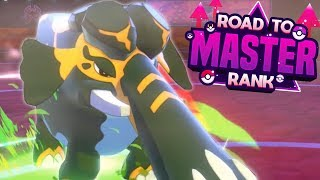 SHINY COPPERAJAH BRINGS THE POWER! Road to Masterball Tier! Pokemon Sword and Shield VGC