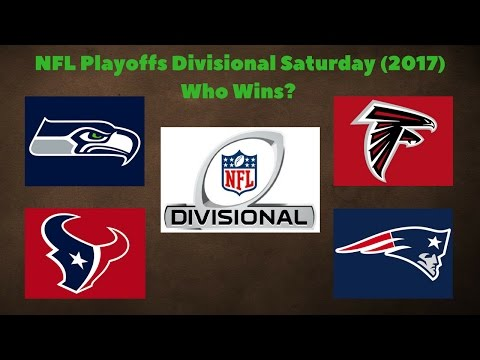 NFL Playoffs- Atlanta Falcons vs Seattle Seahawks/New England Patriots vs Houston Texans (Who Wins)?