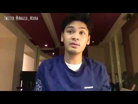 Mikha Angelo - How Deep Is Your Love (cover)