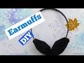 ♡ Earmuffs DIY For Winter ♡
