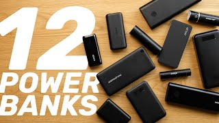 Ultimate USB Power Bank Comparison 2019