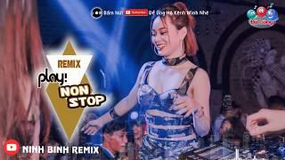 NHẠC DJ NONSTOP 2019 - HongKong 1 Remix, Bùa Yêu Remix | Nhạc Phiêu SML 2018 - Nhạc DJ 2018