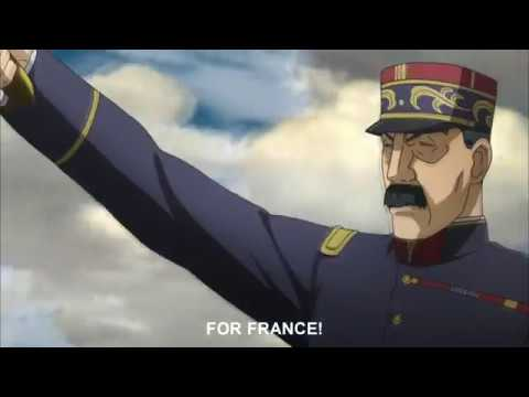 Saga of Tanya The Evil | They Shall Not Pass | HD