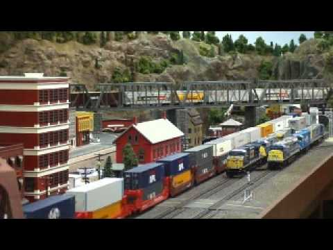 "Modelling Railway Train Track Plans-Excellent Tips For DVD preview ""The Black Diamond Railway"""