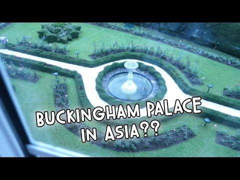 I FOUND BUCKINGHAM PALACE IN ASIA | Vlog #110