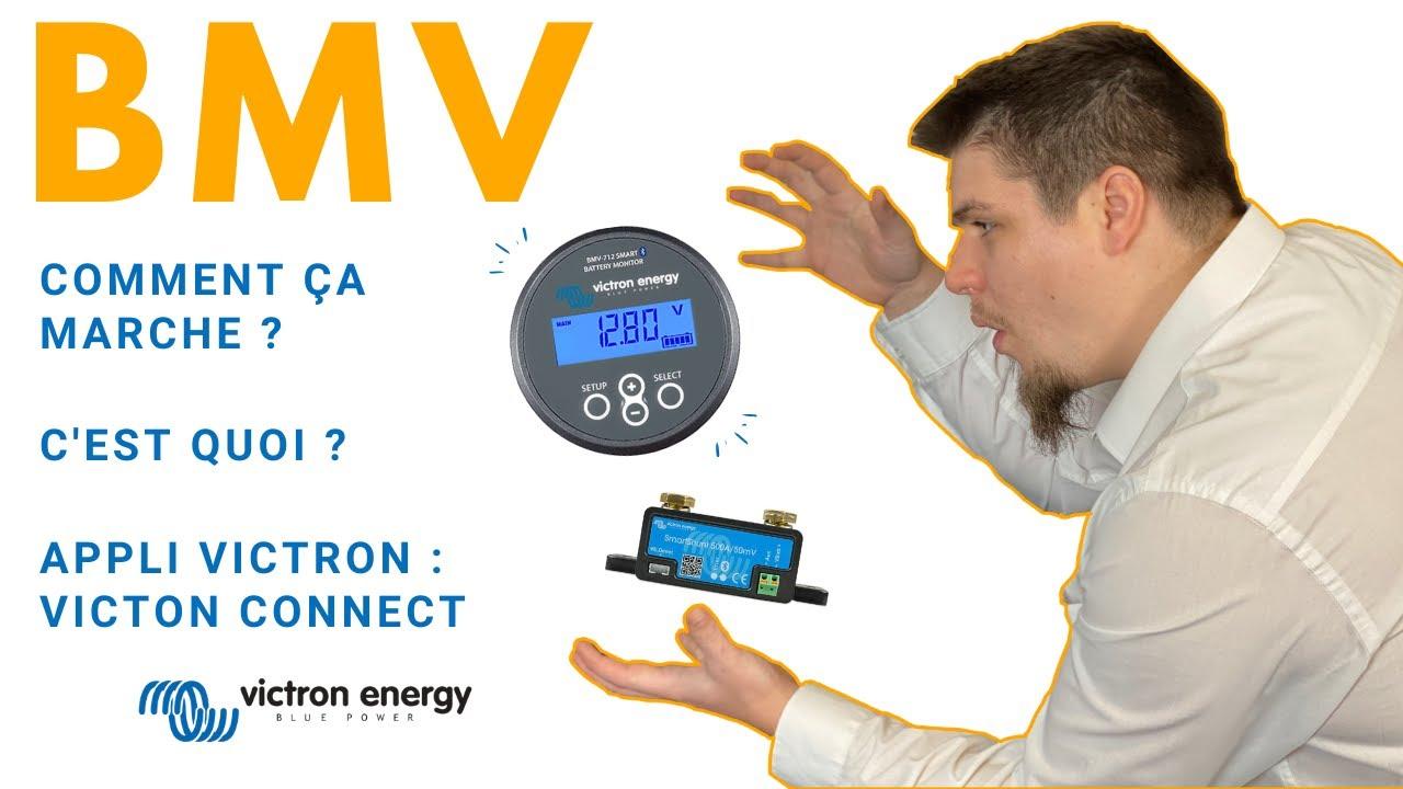 Download MYSHOP-SOLAIRE & VICTRON ENERGY - À quoi sert le BMV (BMV 700, 702, 712) et SMART SHUNT ?