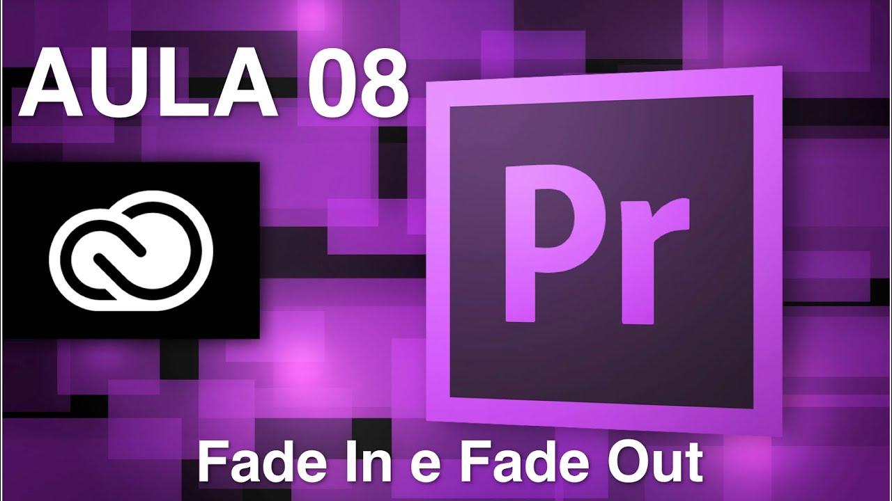 adobe premiere cc how to add fade