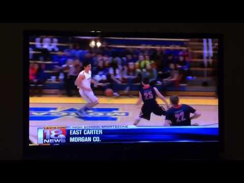 Jordan Perry....Morgan Co. Kentucky Basketball