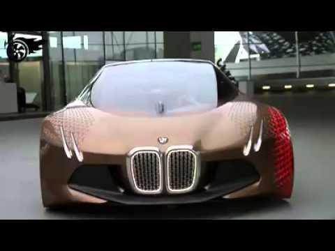 """BWM 2016 """"Vision Next 100"""" Concept Car"""